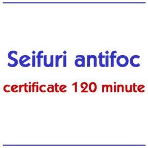 Seifuri antifoc 120 minute