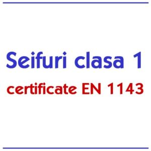 Seifuri clasa 1 EN-1143