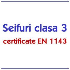 Seifuri clasa 3 EN-1143